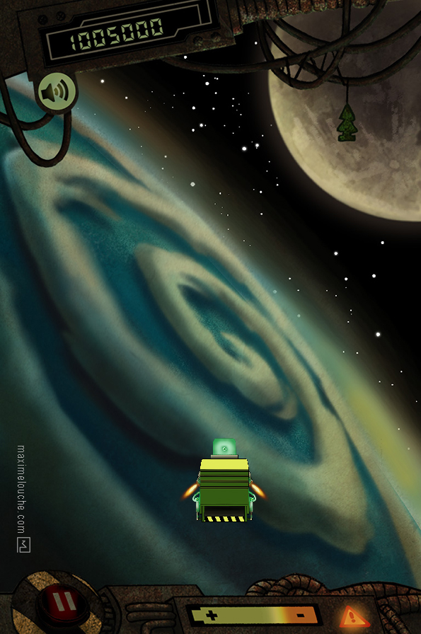 habitacle vaisseau se