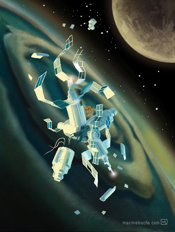 station spatiale se